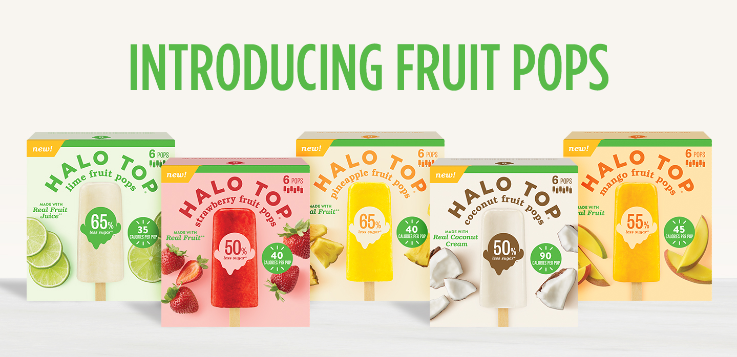 Introducting Fruit Pops