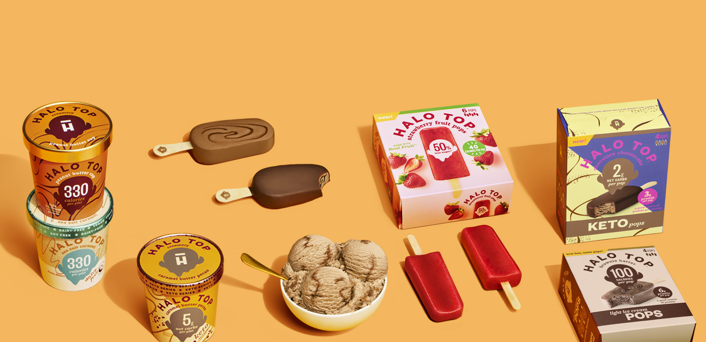 New Fruit Pops, Pints, and Bars